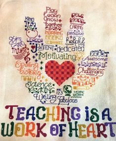 Teach From The Heart Square Sticker Zazzle Com Happy Teachers Day Happy Teachers Day Wishes Teachers Day Wishes