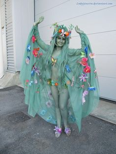 "rad costume from the fantasia 2000 short ""destino"""