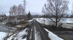 Trondheim-Bodø (winter) [9:50] Part 2: https://www.youtube.com/watch?v=dQ0LNgvxH5U