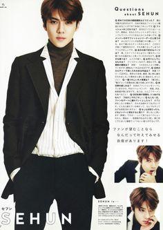 EXO #Non-No Magazine