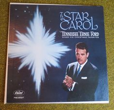 Vinyl Record The Star Carol Tennessee by BigfootCountryTrader