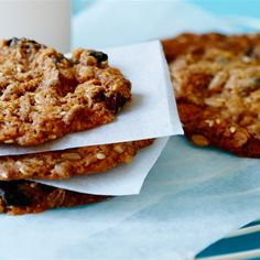 Try this Muesli Cookies recipe by Chef LifeStyle FOOD.