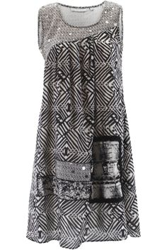 Peggy Sue Shift Dress - Be on-trend yet super comfortable in cool cotton dress. Perfect for all day wear - be it at the office or out to lunch with friends. Dress the outfit up or down by selecting OFM flats or heels. Then team it with a gorgeous handbag and accessories to complete the look.