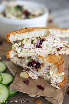 turkey-cranberry-and-almond-salad-sandwich