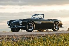The BMW 507 was a brief but brilliant reinstatement of BMW's sporting heritage that had flourished with the successful BMW 328 prior to World War II. Launched in 1955, the 507 was envisioned by American BMW importer Max Hoffman to fill the divide between the Mercedes-Benz 300SL and the far less expensive and powerful offerings from MG and Triumph.