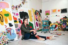 Kindah Khalidy - Artist Interview | Honest to Nod