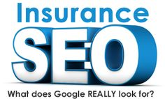Local SEO For Insurance Agents: Read This First!