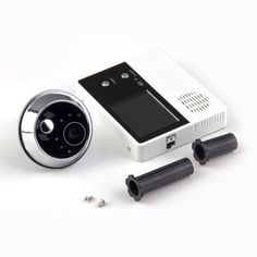 """86.88$  Buy here - http://alihrd.worldwells.pw/go.php?t=32756838089 - """"2Sets 2.4"""""""" TFT LCD Screen Digital eye Viewer Camera Door Phone,doorphone monitor Speakerphone intercom Home Security Doorbell"""" 86.88$"""