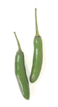 Cook's Thesaurus: Fresh Chiles