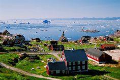 Chez Moi: Je pense que Groenland est un interessante place de vivre!