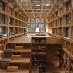 Trendy home library wood bookshelves ideas Home Library Rooms, Home Library Design, Attic Design, Interior Design, Room Interior, Library Bedroom, Attic Library, Design Desk, Attic Office