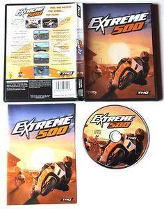 Extreme 500. Relaunch für PC