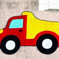 Compre Tapete Formatos Caminhão e pague em até 12x sem juros. Na Mobly a sua compra é rápida e segura. Confira!