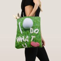 Golf bags of love totes bags - Thaninee Media Golf Gifts For Men, Gifts For Dad, Golf Travel Case, Pink Gloves, Love Shape, Hole In One, Golf Ball, Valentine Gifts, Totes