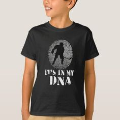 Ice Hockey It's in my DNA T-Shirt #quotes #tattoos #technology hockey quotes, field hockey, hockey girlfriend, dried orange slices, yule decorations, scandinavian christmas Funny Hockey, Hockey Baby, Ice Hockey, Quotes Girlfriend, Hockey Girlfriend, Field Hockey, Predators Hockey, Hockey Decor, Hockey