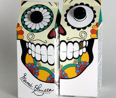 love dia de los muertos package by Camille Forget