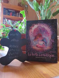Les lectures de Mylène: La boîte à musique, tome 1 : Bienvenue à Pandorien...