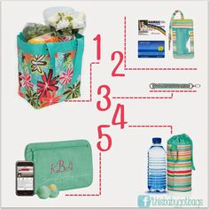 Thirty One essential storage tote, July special Baby Got Bags: We LOVE the farmer's market!