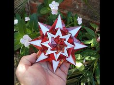 Origami And Quilling, Origami Ball, 3d Quilling, Origami Butterfly, Origami Stars, Diy Origami, Origami Flowers, Origami Tutorial, Origami Paper