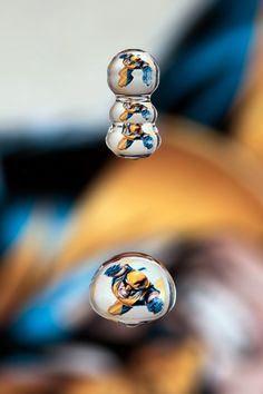 Miniature Liquid Worlds by Markus Reugels