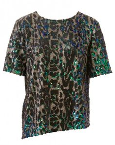 Blouse with sequins BS 1/2015 119