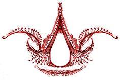 Assassin's Creed Henna tattoo design by kitsune2006.deviantart.com on @deviantART
