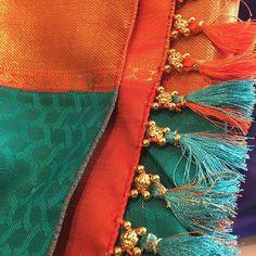 Saree Kuchu New Designs, Saree Jacket Designs, Cutwork Blouse Designs, Saree Tassels Designs, Wedding Saree Blouse Designs, Best Blouse Designs, Kurta Designs, Hand Work Blouse Design, Stylish Blouse Design