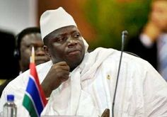 BREAKING NEWS: Gambian President Declares 90-day State of Emergency 48hrs to His Handover