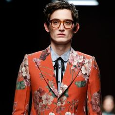 """""""Will Gucci's 'gender neutral' clothing translate on to real men? - GQ.co.uk"""""""