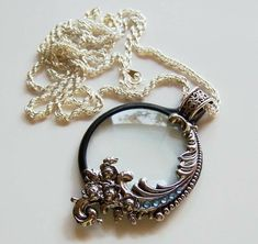 Lightrain Animal Barn Owl Pendant Necklace Vintage Bronze Chain Statement Necklace Handmade Jewelry Gifts