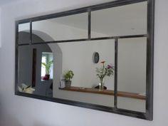Décoration de style industriel pour entrée de maison