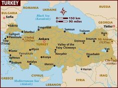 Turkey's location at the crossroads of Europe and Asia makes it a country of significant geostrategic importance.