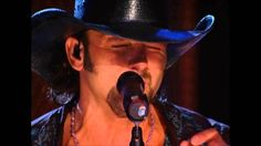 "One of my favorite country singers singing one of my favorite songs - Tim McGraw covering Randy van Warmer's ""Just When I Needed You Most"" Music Love, Dance Music, Good Music, My Music, Country Music Videos, Country Music Singers, Country Songs, Musica Country, Tim And Faith"