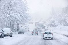 Whether you're traveling to a cold weather climate or reside in one, review this winter safety guide with your family, and put a copy in your car.  #wintersafety #wintertravel