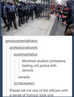Oh Canada, our home and native land... - Imgur