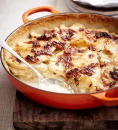 Bacon and Potato Bake - Le Creuset Recipes