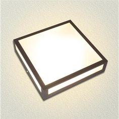 PLAFON SOBREPOR PL337 MARROM - Target Iluminação