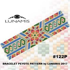 PDF FORMAT / PATTERN ONLY. Create this beautiful peyote cuff bracelet. Miyuki Delica Beads size 11/0 Odd count with 7 bead colors. 31 bead columns by 93 bead rows. Width: 1.6 (4,2 cm) Length: 6.2 (16 cm) Patterns include: - Large colored numbered graph paper (and non-numbered in another files) - Bead legend (numbers and names of delica beads colors ) - Word chart - Pattern preview This pattern is intended for users that have experience with odd count peyote and the pattern itsel...