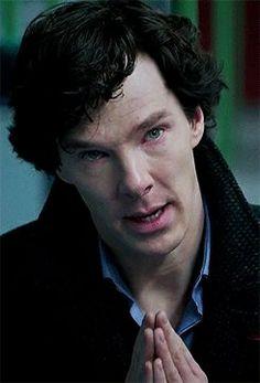 Sherlock BBC - Benedict Cumberbatch