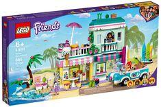 Lego Friends, Legos, Friends Series, All Toys, Glacier, Hong Kong, Miami, Asia, Shop