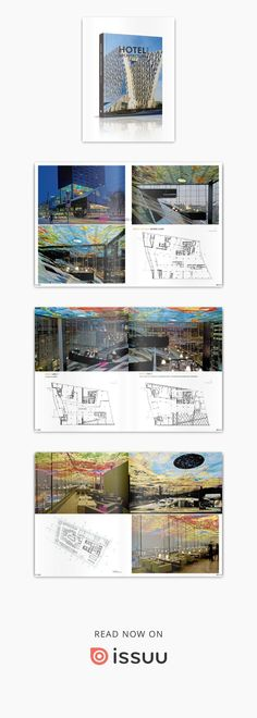 HOTEL ARCHITECTURE  ISBN 978-988-19707-9-4  285mm*380mm  336pages