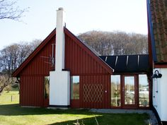 Tillbyggnad My House, Extensions, House Plans, Shed, Villa, Barn, Outdoor Structures, House Design, Architecture