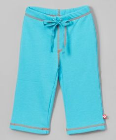 This Pool Blue Pants - Infant is perfect! #zulilyfinds