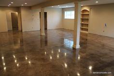 concrete floor sealant - Google Search