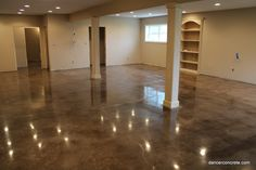 concrete floor sealant - Google Search