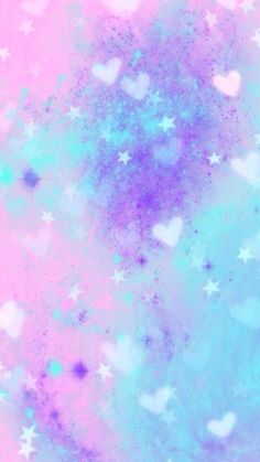 Pastel Background Wallpapers, Iphone Background Images, Cool Backgrounds, Pretty Wallpapers, Rainbow Wallpaper, Kawaii Wallpaper, Colorful Wallpaper, Galaxy Wallpaper, Holographic Wallpapers