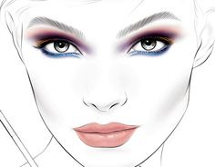 "Check out new work on my @Behance portfolio: ""L'Oréal Paris cosmetics Face Chart"" #FaceChart http://on.be.net/1Oz1xGS"