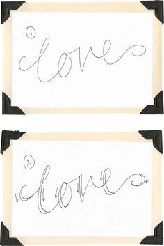 Fake Calligraphy Tutorial — iMake