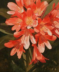 Flowers Painting - Celebration by Jan Lawnikanis Watercolor Cards, Watercolor Flowers, Artist Art, Artist At Work, Flora Flowers, Buy Art Online, Australian Artists, Paintings For Sale, Art World