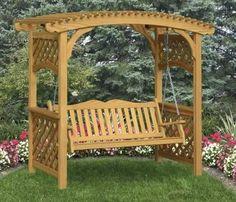 pergola swing plans trellis bench garden arbor with bench swing pergola swing bed plans